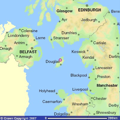 Grimshaws on The Isle of Man Grimshaw Origins and History